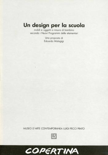 Un design per la scuola